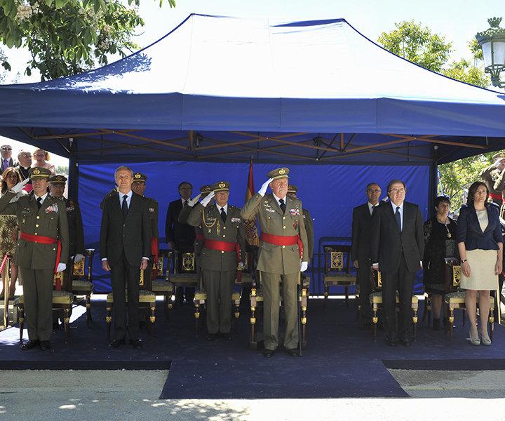 El Rey preside la conmemoración del 250 aniversario de la inauguración del Real Colegio de Artillería en el Alcázar de Segovia