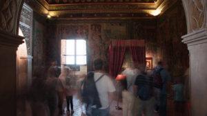 Record de visitas turísticas al Alcázar en la Semana Santa 2018