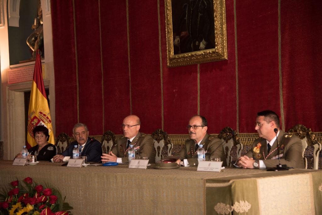 Discurso de bienvenida del General Presidente del Patronato, Excmo. Sr. D. Íñigo pareja Rodríguez