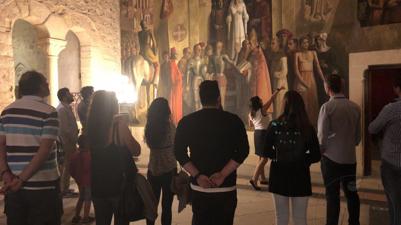 El Alcázar abre sus puertas en la Noche del Patrimonio