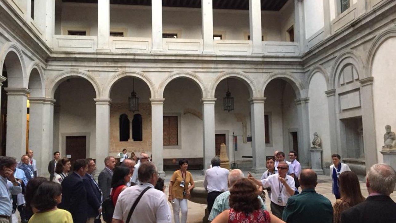 Foto de la asamblea de CECEL (San Quirce)