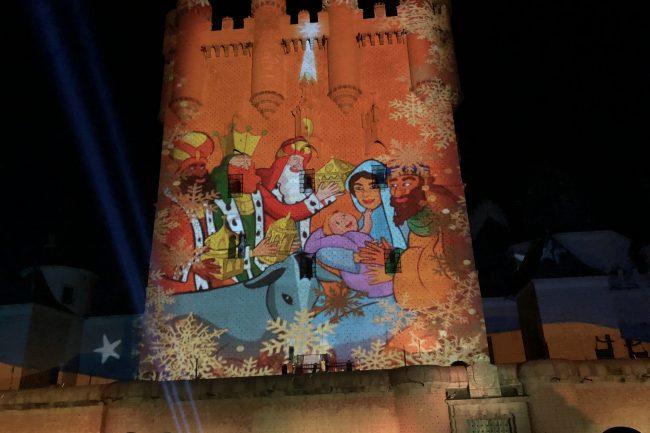 Alcazar de Segovia Reyes Magos 2019 (15)