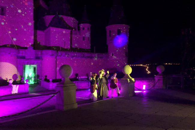 Alcazar de Segovia Reyes Magos 2019 (21)