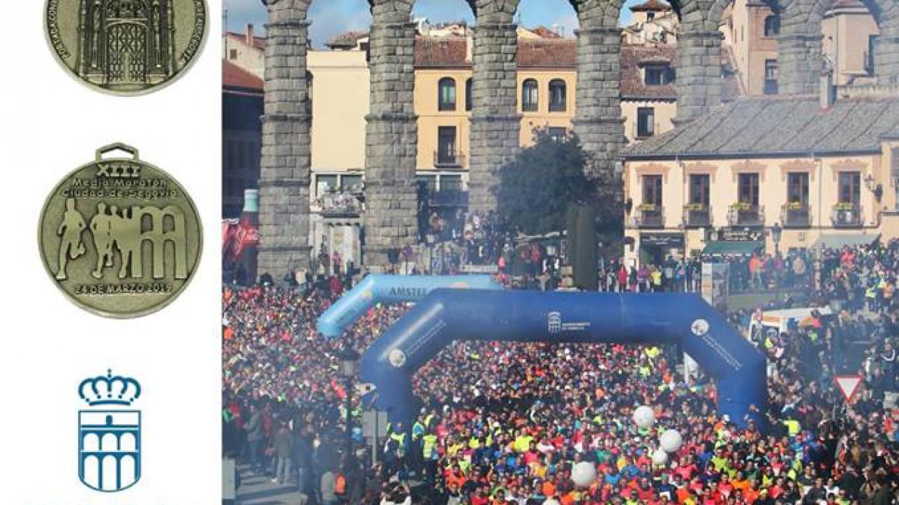 Media Maratón Segovia 2019