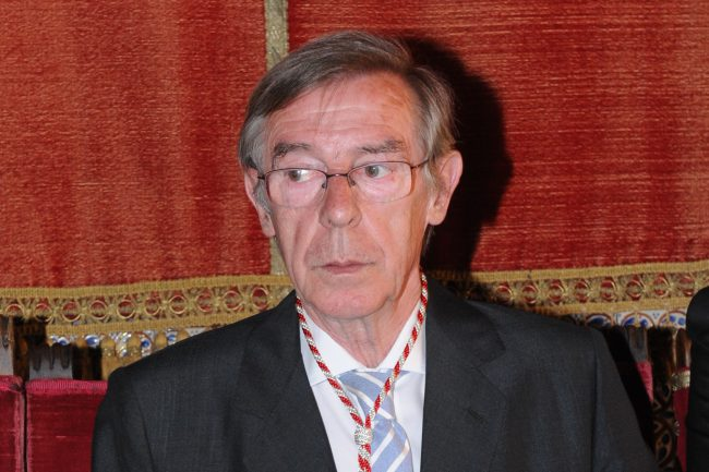 D. José Antonio Ruiz Hernando - Vocal del Patronato del Alcázar de Segovia