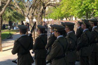 Homenaje a los Héroes del Dos de Mayo de 2019 en el Alcázar de Segovia (1)