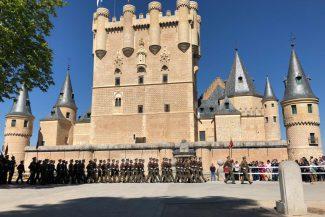 Homenaje a los Héroes del Dos de Mayo de 2019 en el Alcázar de Segovia (3)