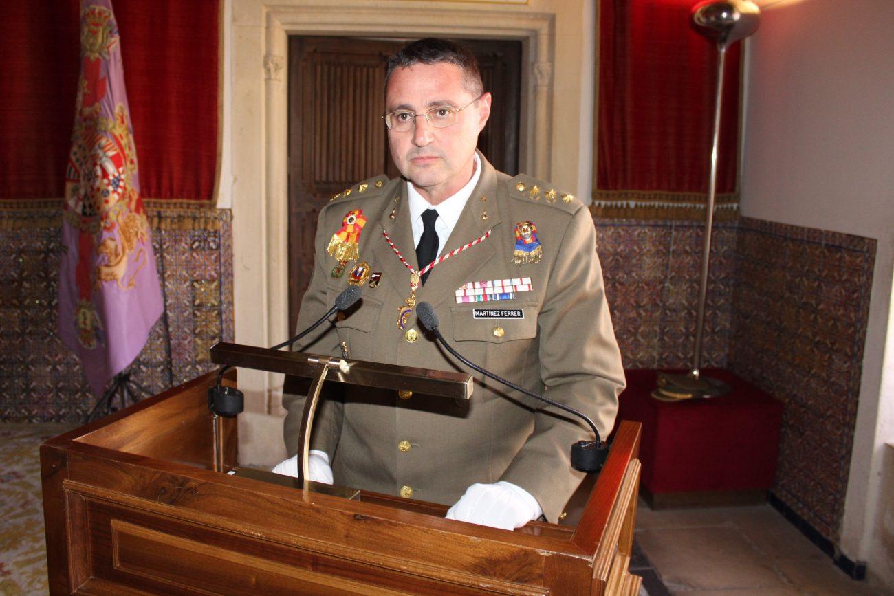 Coronel Alcaide del Alcázar, Ilmo. Sr. D. José María Martínez Ferrer