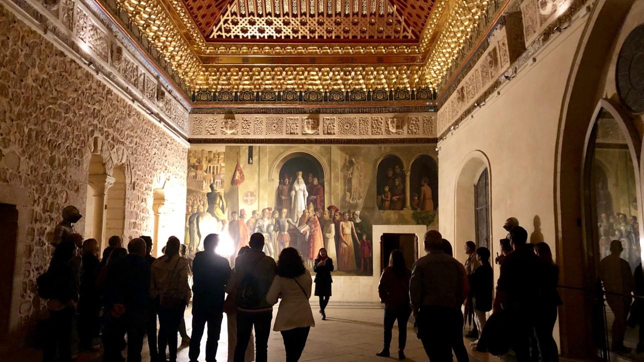 Noche del Patrimonio en el Alcázar 2019