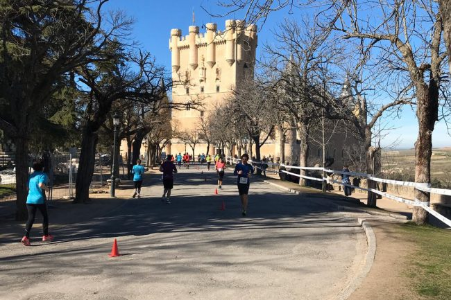 IX Carrera Monumental Innoporc Ciudad de Segovia