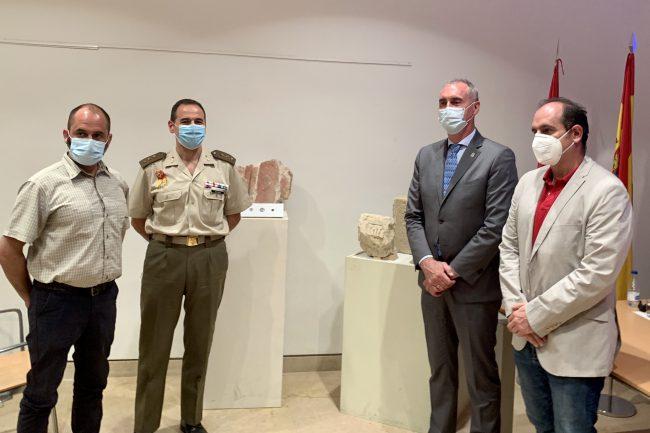 Acto de depósito de materiales arqueológicos Alcázar de Segovia (4)
