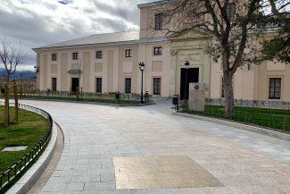 Alcázar de Segovia – Plaza de la Reina Victoria Eugenia (10)
