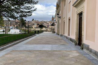 Alcázar de Segovia – Plaza de la Reina Victoria Eugenia (11)