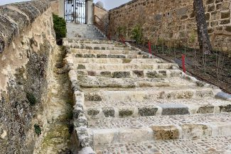 Alcázar de Segovia – Plaza de la Reina Victoria Eugenia (12)