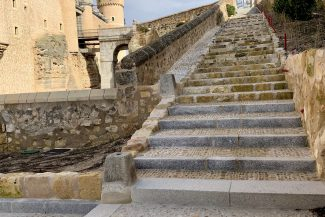 Alcázar de Segovia – Plaza de la Reina Victoria Eugenia (13)