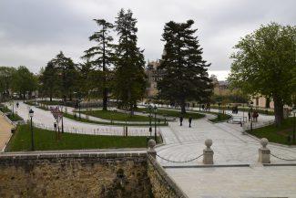 Alcázar de Segovia – Plaza de la Reina Victoria Eugenia (2)