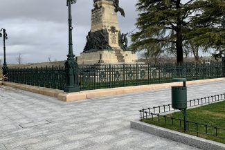 Alcázar de Segovia – Plaza de la Reina Victoria Eugenia (3)
