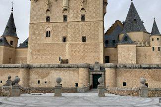 Alcázar de Segovia – Plaza de la Reina Victoria Eugenia (4)