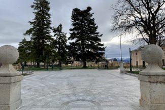 Alcázar de Segovia – Plaza de la Reina Victoria Eugenia (5)