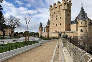 Alcázar de Segovia – Plaza de la Reina Victoria Eugenia (6)