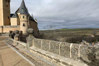 Alcázar de Segovia – Plaza de la Reina Victoria Eugenia (7)