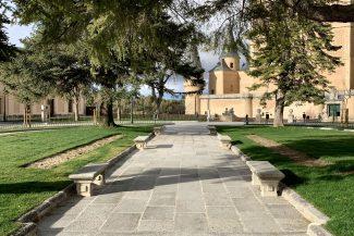 Alcázar de Segovia – Plaza de la Reina Victoria Eugenia (8)
