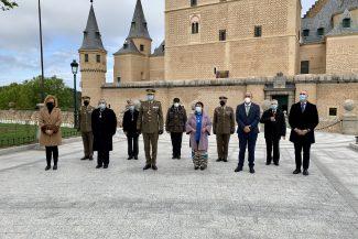 Inauguración de la plaza de la Reina Victoria Eugenia (1)