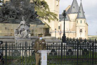 Inauguración de la plaza de la Reina Victoria Eugenia (2)