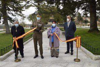 Inauguración de la plaza de la Reina Victoria Eugenia (3)