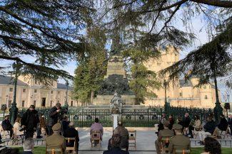 Inauguración de la plaza de la Reina Victoria Eugenia (5)