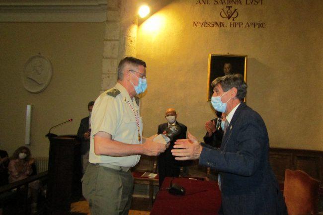 El Patronato del Alcázar, galardonado en el Día de San Quirce (1)