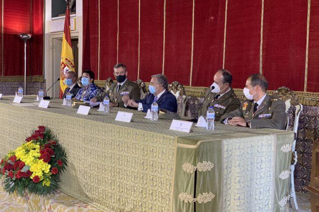 Celebración del XXXVII Día del Alcázar