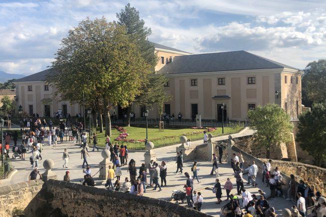 14.395 personas visitaron el Alcázar durante el puente de octubre (2)